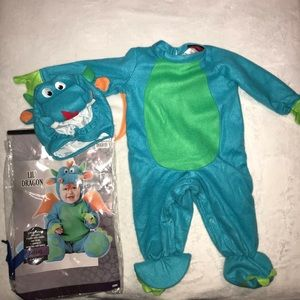 Lil' Dragon Costume (Infant)